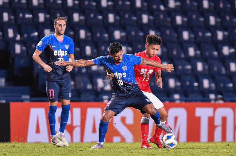 射门1-24!中超队PK港超队踢出生避世界杯几年举行一次惊悚成就单,又要与亚冠说再见了