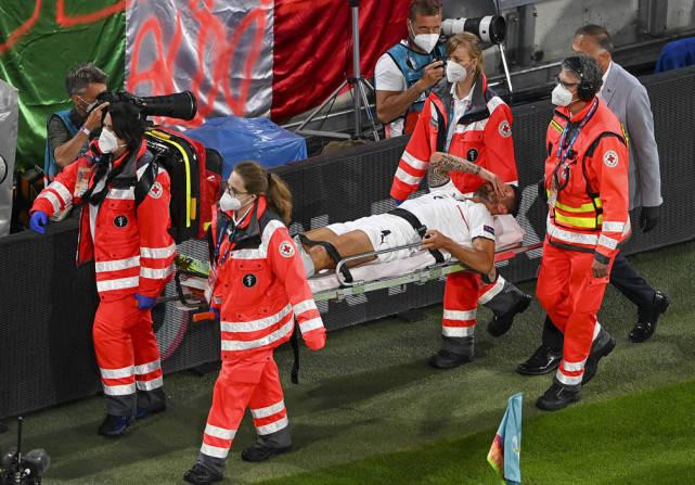 穆帅心里苦!上任罗马第一天:头号球星在欧洲杯受重伤