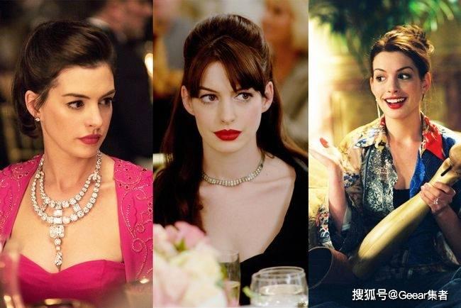 最能代表Anne Hathaway的唇膏颜色是这款