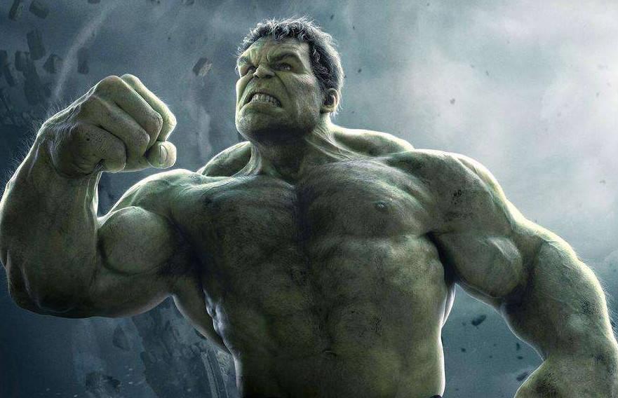 """美队的肌肉是真的 雷神的肌肉也是真的 只有他肌肉是""""注水""""的"""