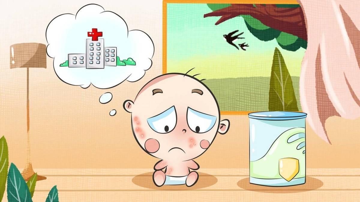 也许因为一杯牛奶、一个鸡蛋就会造成休克或丧命 过敏必须要重视-家庭网