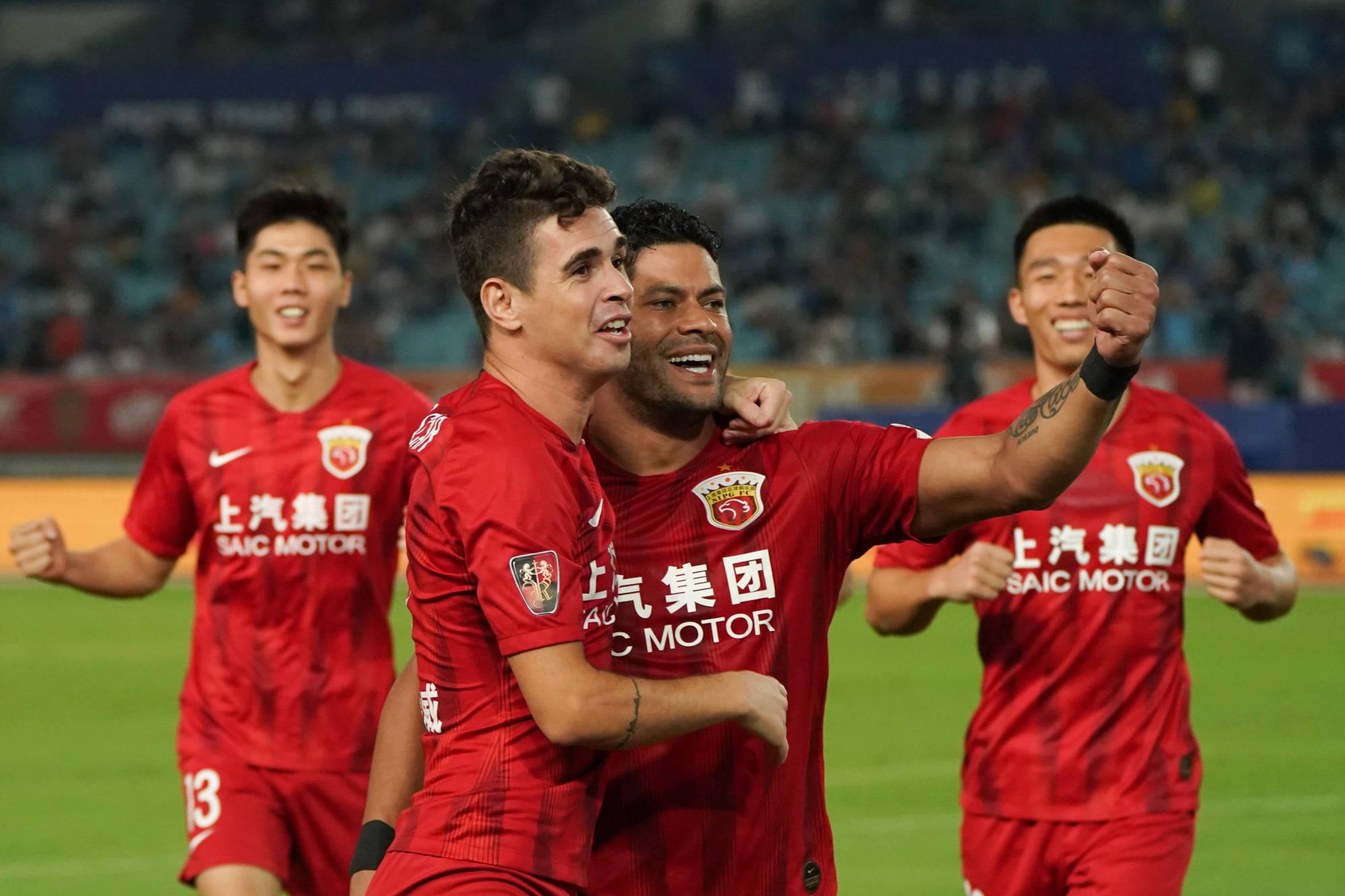 周一足球焦点比赛数据分析中超B:武汉队(中) VS上海海港