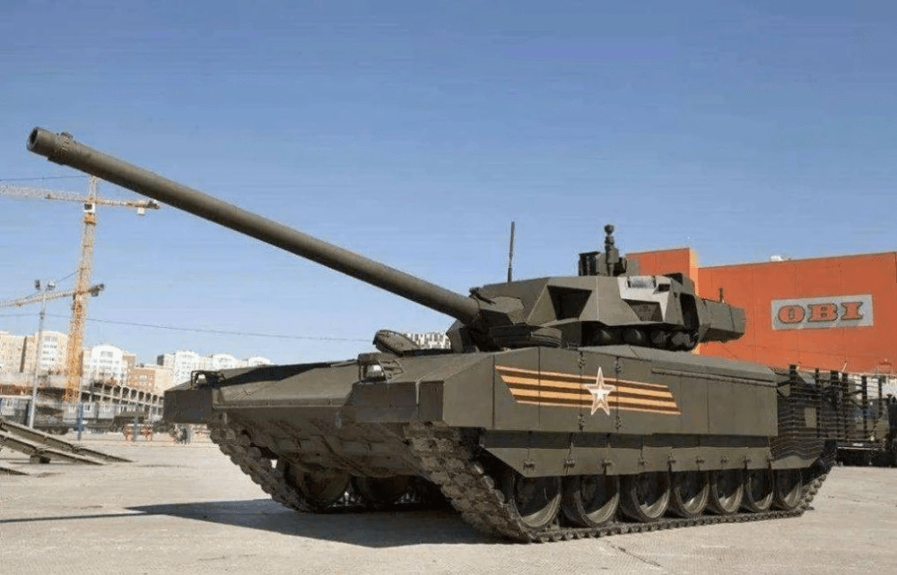 """拜登想在巴基斯坦驻军,普京""""亮剑"""",罕见公布新坦克内部构造"""