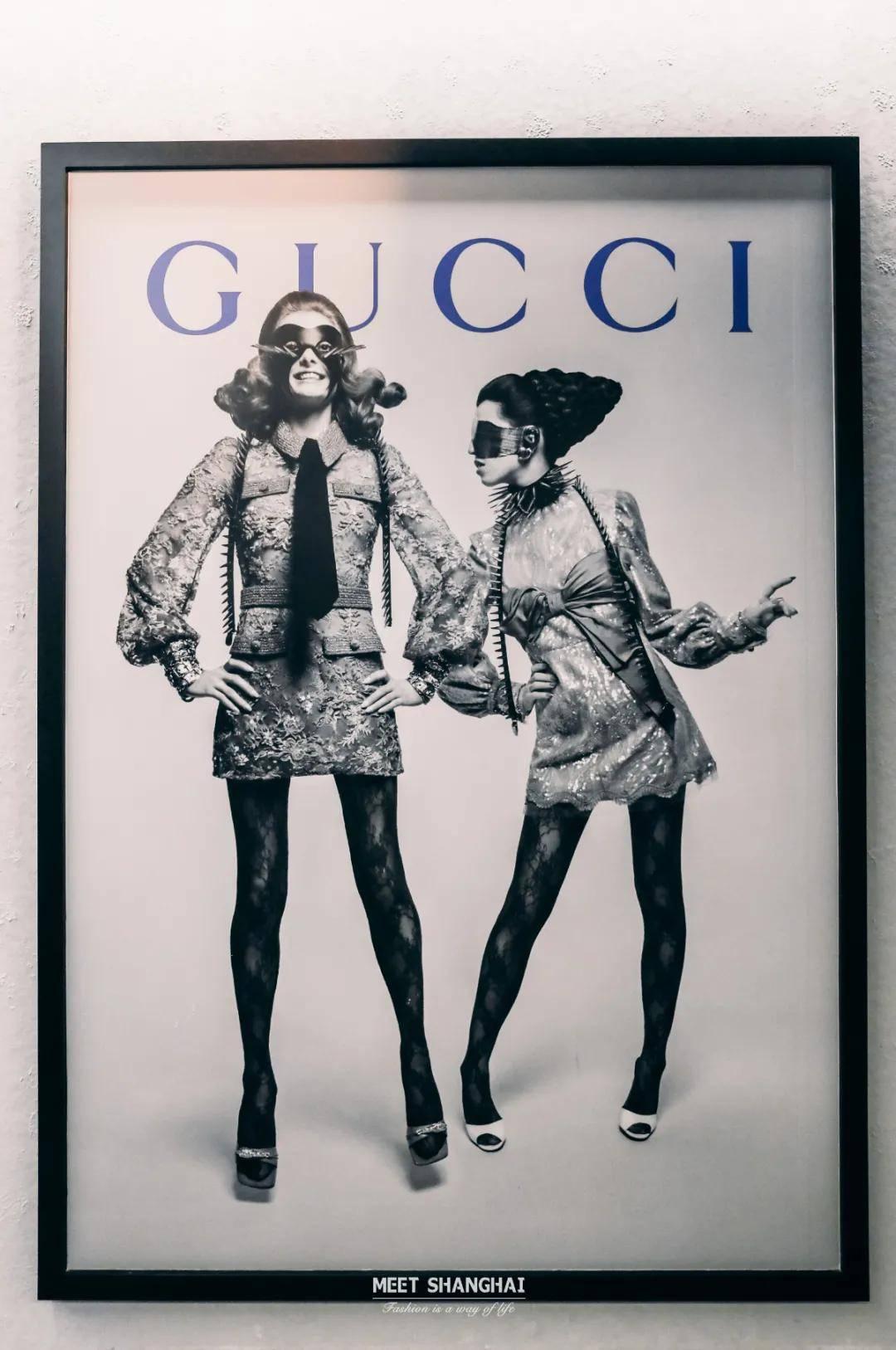百年一遇!Gucci时尚盛宴惊艳魔都!