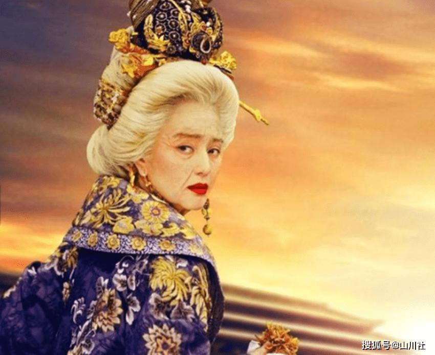 中国历史上的女皇,不止武则天一个