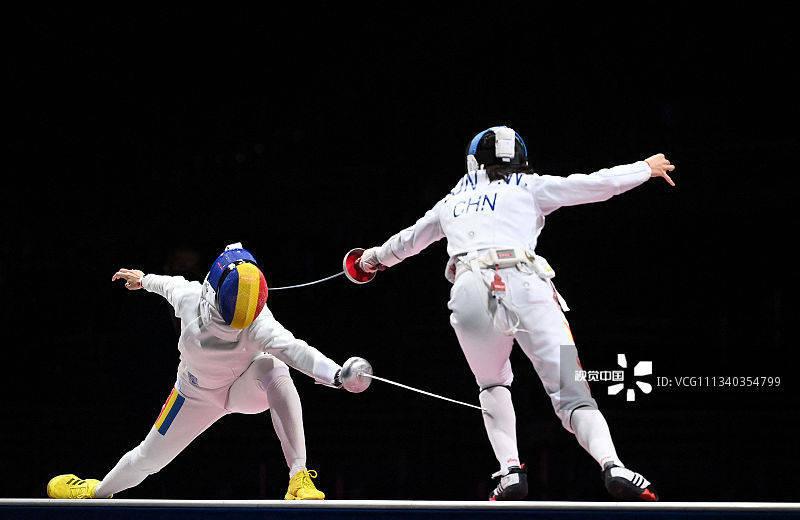 东京奥运会中国第三金由女子重剑孙一文摘取 激战险胜
