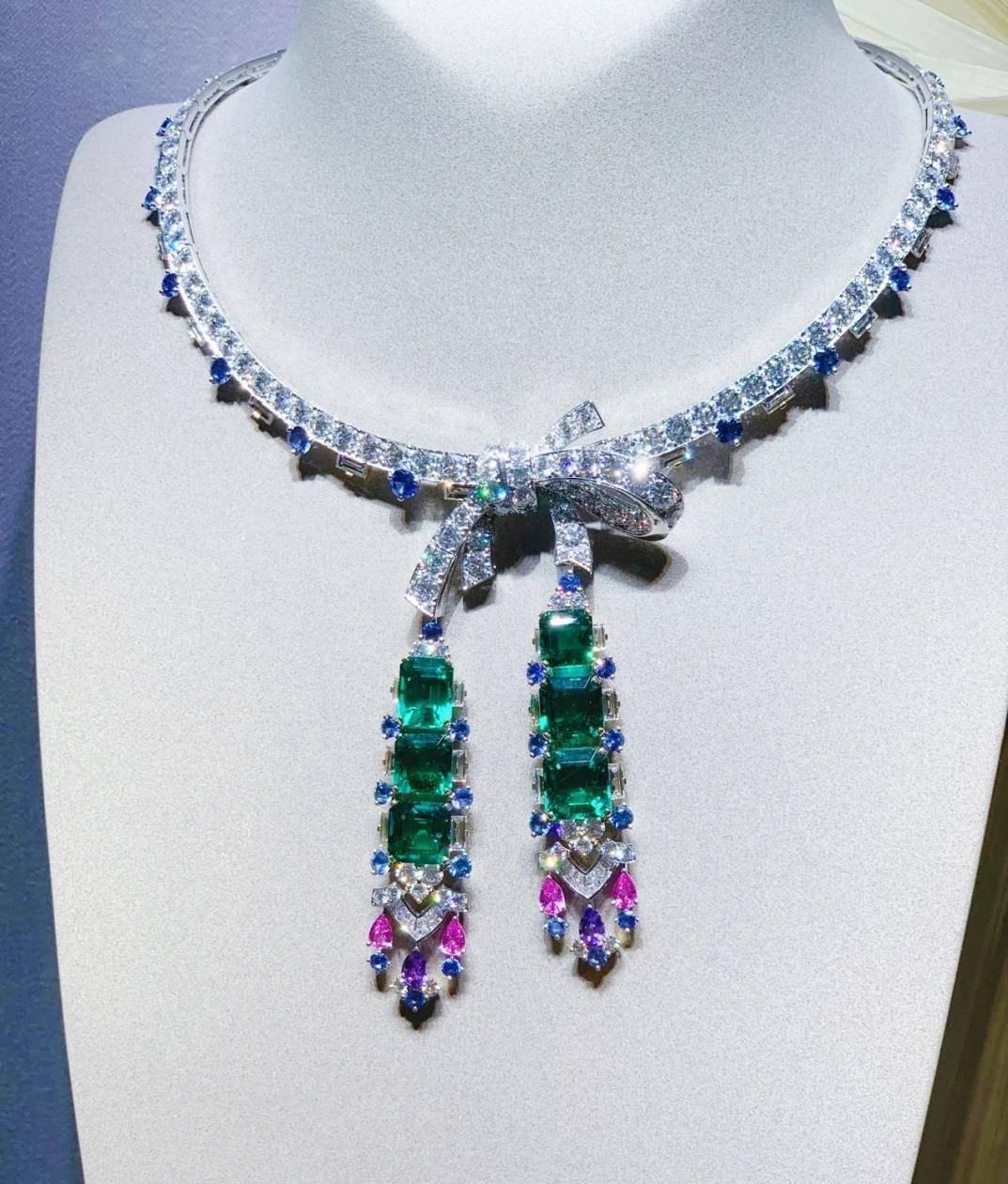 VanCleef&;Arpels高级珠宝超出珠宝本身的艺术享受