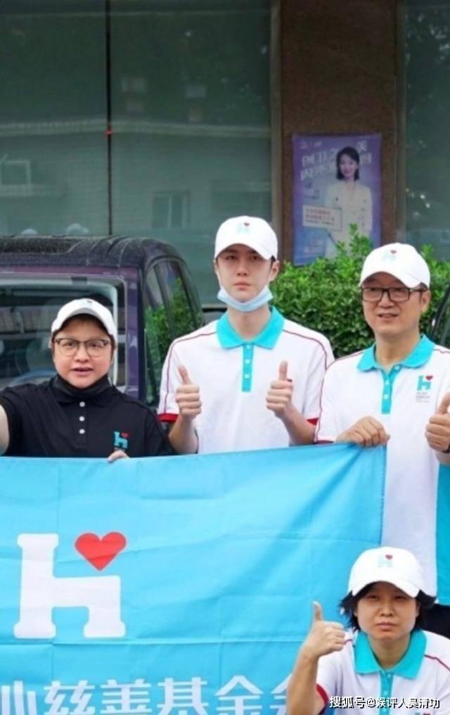 韩红爱心慈善基金会发布声明引争议!韩红和王一博,谁连累了谁?