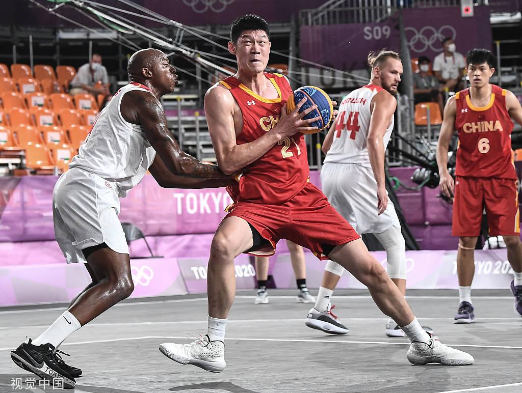 奥运三对三男篮-中国保留出线希望 塞尔维亚豪取6连胜