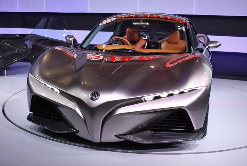 雅马哈超酷跑车,1.5T动力比飞度还轻300斤