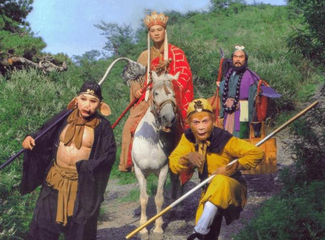 《西游记》中被遗忘的佳人,在没有ps的年代,她们才是真正的仙女