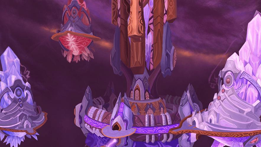 """魔兽世界""""开门钥匙""""的起源(第二阶段团本钥匙的获取方式一览)"""