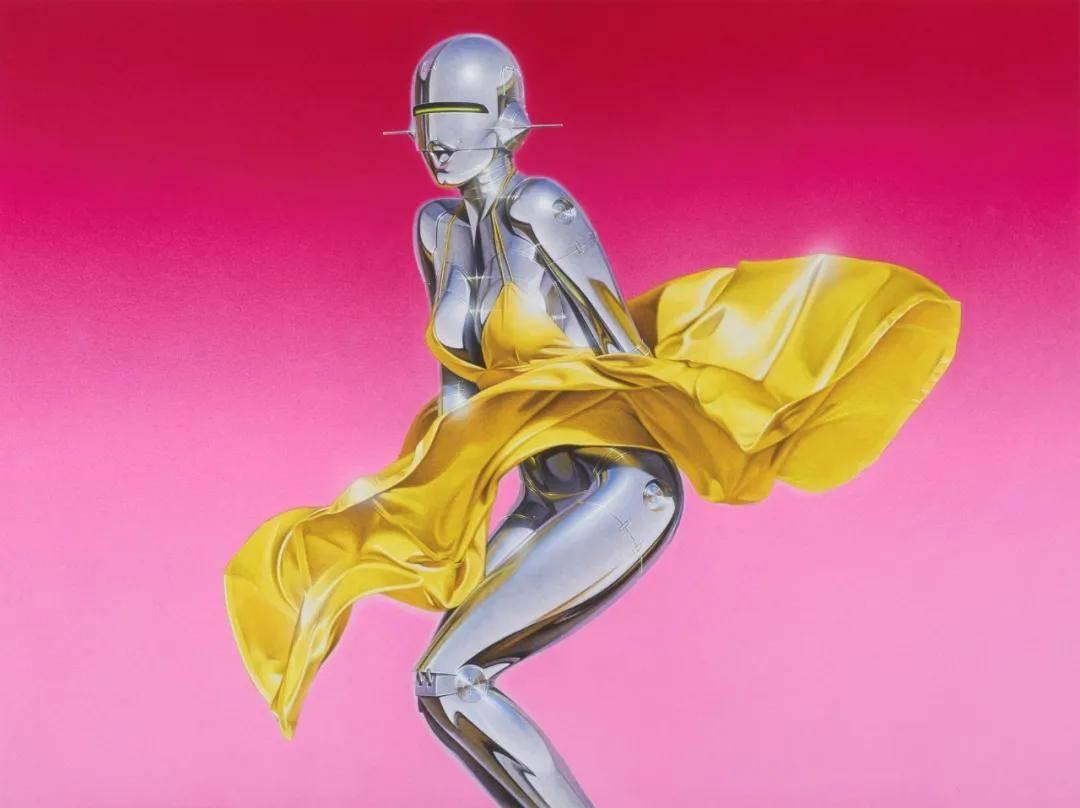 74岁的性感机器人之父:欲望是我的生命