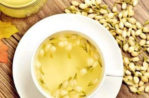 """茉莉花茶,是天然的 """"抗衰茶"""",天天喝1杯,"""