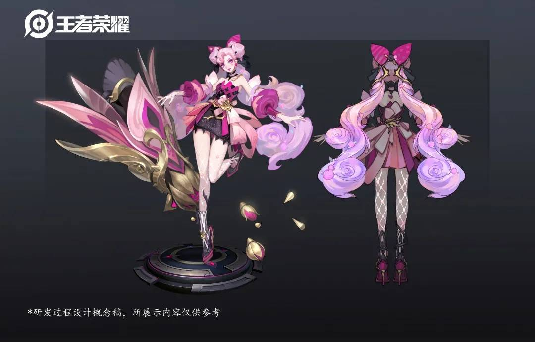 """蔷薇之心活动上架(没有""""冰淇淋""""的后悔)"""