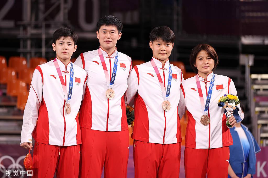 央视刘星宇畅谈3对3篮球:奥运设项常态化或催生职业联赛