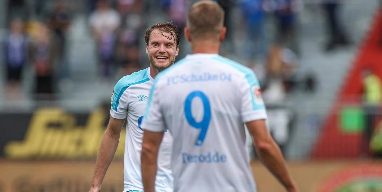 德国升级专业户,新赛季起航,33岁的他已经打进145个德乙进球                                   图1