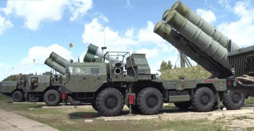 S-400 missile defence system