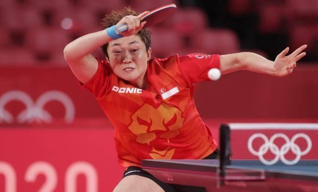 乒乓球女团八强诞生!韩国3-0晋级遭遇德国,中国女乒对阵新加坡_比赛