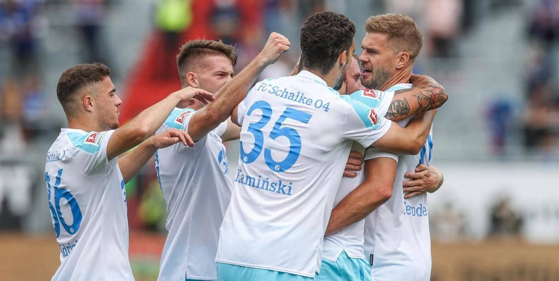 德国升级专业户,新赛季起航,33岁的他已经打进145个德乙进球                                   图3