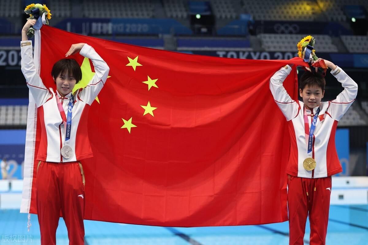 想低调实力不允许!中国军团已9次包揽金银牌,乒球跳水成主力军_九州bet9的网址