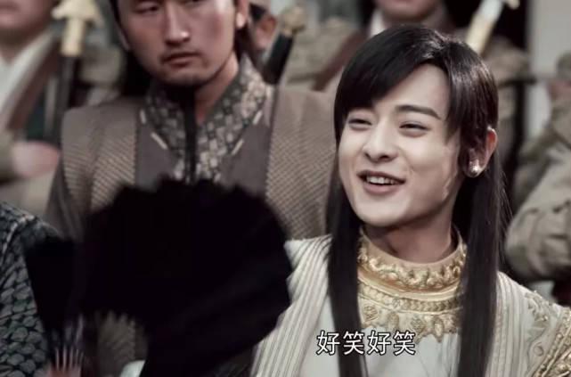 图片[1]-乔峰邪魅、段誉像卖假发的傻弟,新《天龙八部》是拍出来气人的吧-妖次元