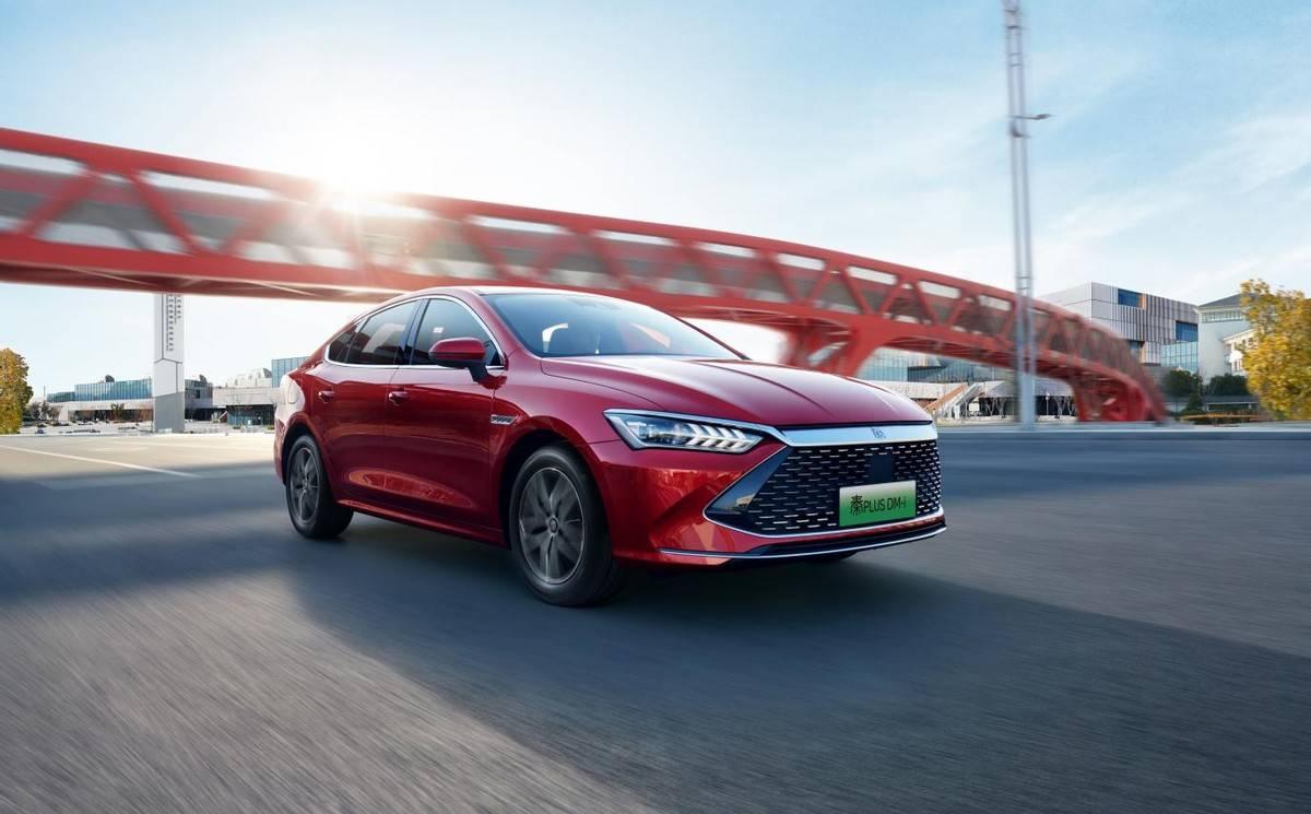 DM-i超级混动掀起消费热潮 比亚迪新能源汽车五月份销量再创新高