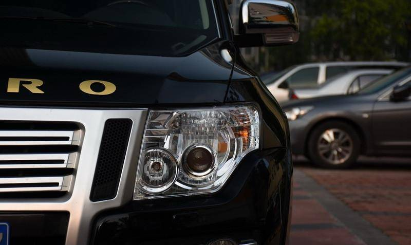 比奥迪Q5廉价,全系标配V6动力+顶级四驱,普拉多不是它对手