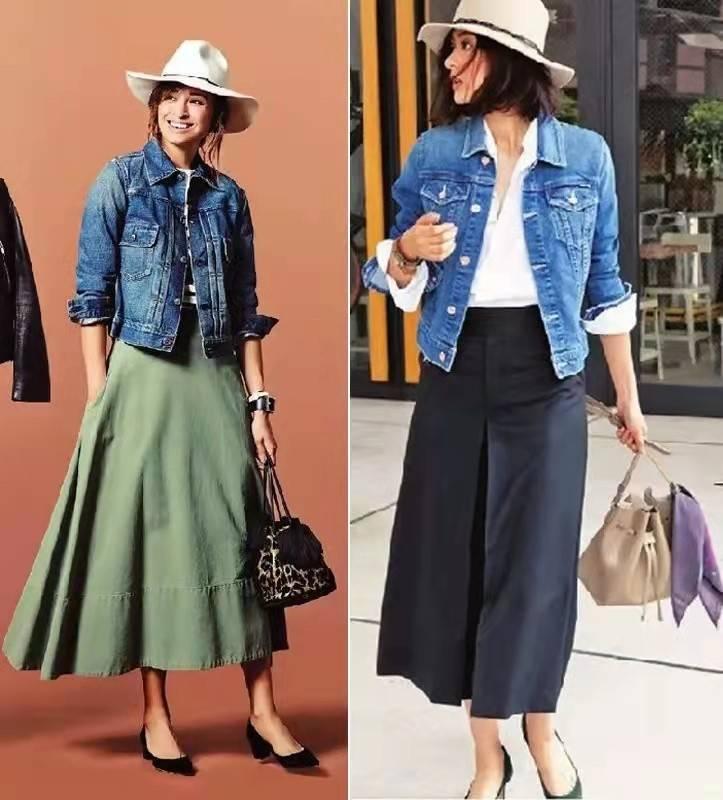 长得漂亮不如穿得漂亮,4种适合30+女人的技巧,轻松穿出高级感