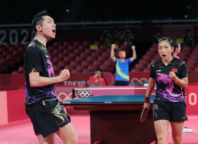 奥运会第三天中国队六个