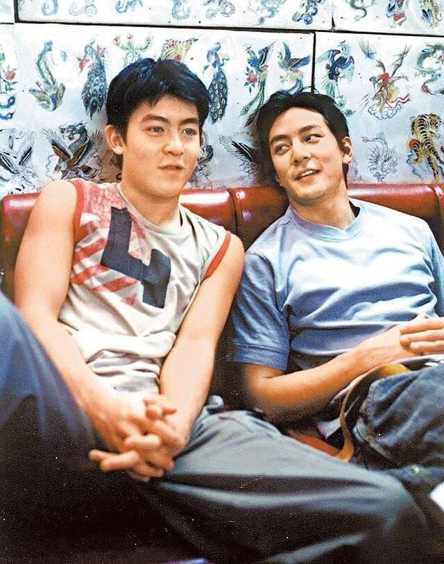 """图片[25]-以现在的眼光,再看""""香港四帅""""的颜值和演技,谁更胜一筹?-妖次元"""