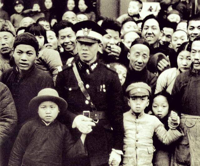赢咖5注册武汉会战有多惨烈?日军谎称伤亡32000人,结果一度丧失进攻能力(图8)
