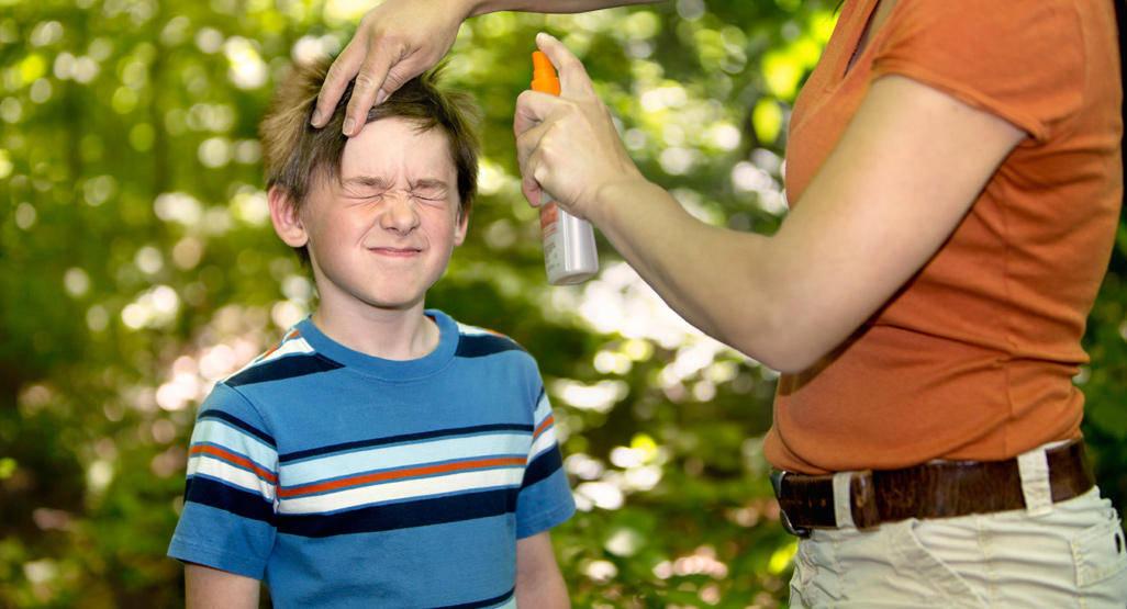哪种驱虫剂对您的孩子是安全的?