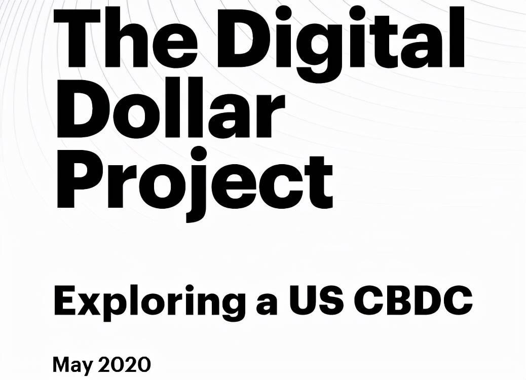视数字人民币为假想敌:数字美元的来龙去脉