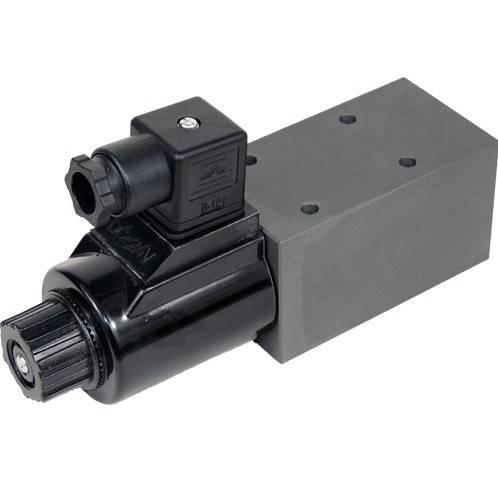 70MPA壓力截止式SWV-700電磁換向閥