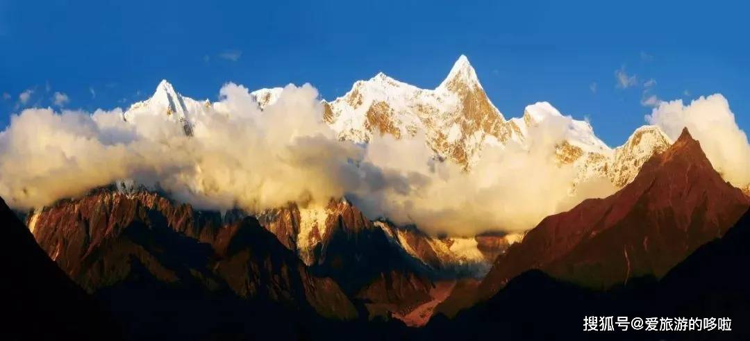 南迦巴瓦峰