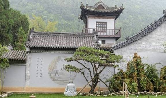 终南山脚,一株千年银杏树促古寺成网红,不卖门票,只需预约