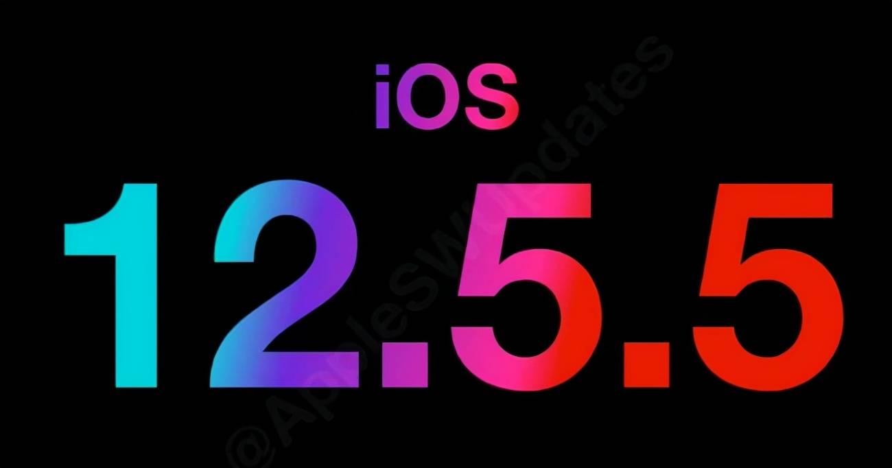iOS 12.5.5紧急发布,老款iPhone和iPad或焕发第二春