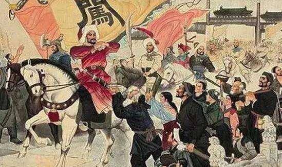 反思历史姚雪垠的《李自成》拔高美化了农民起义吗?