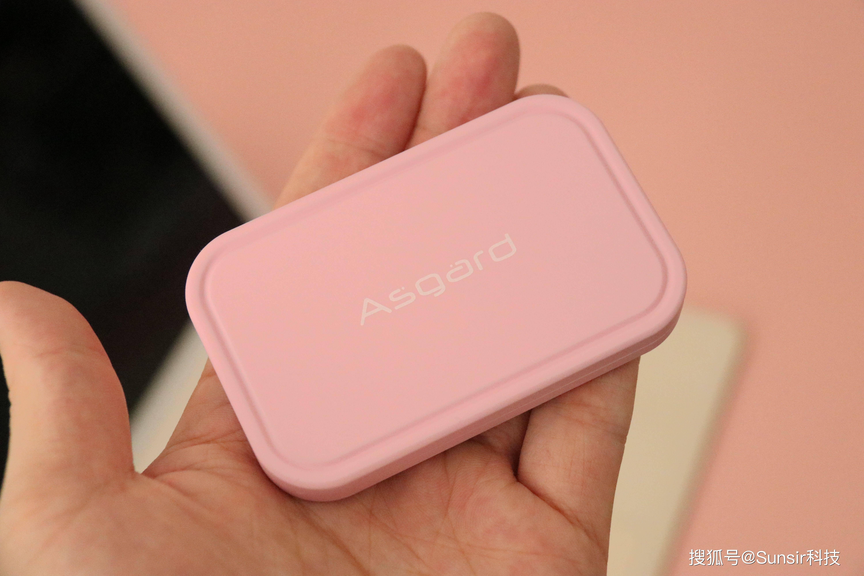 小巧便携,高速稳定,阿斯加特Asgard512GB Type-C AP3系列移动固态硬盘体验