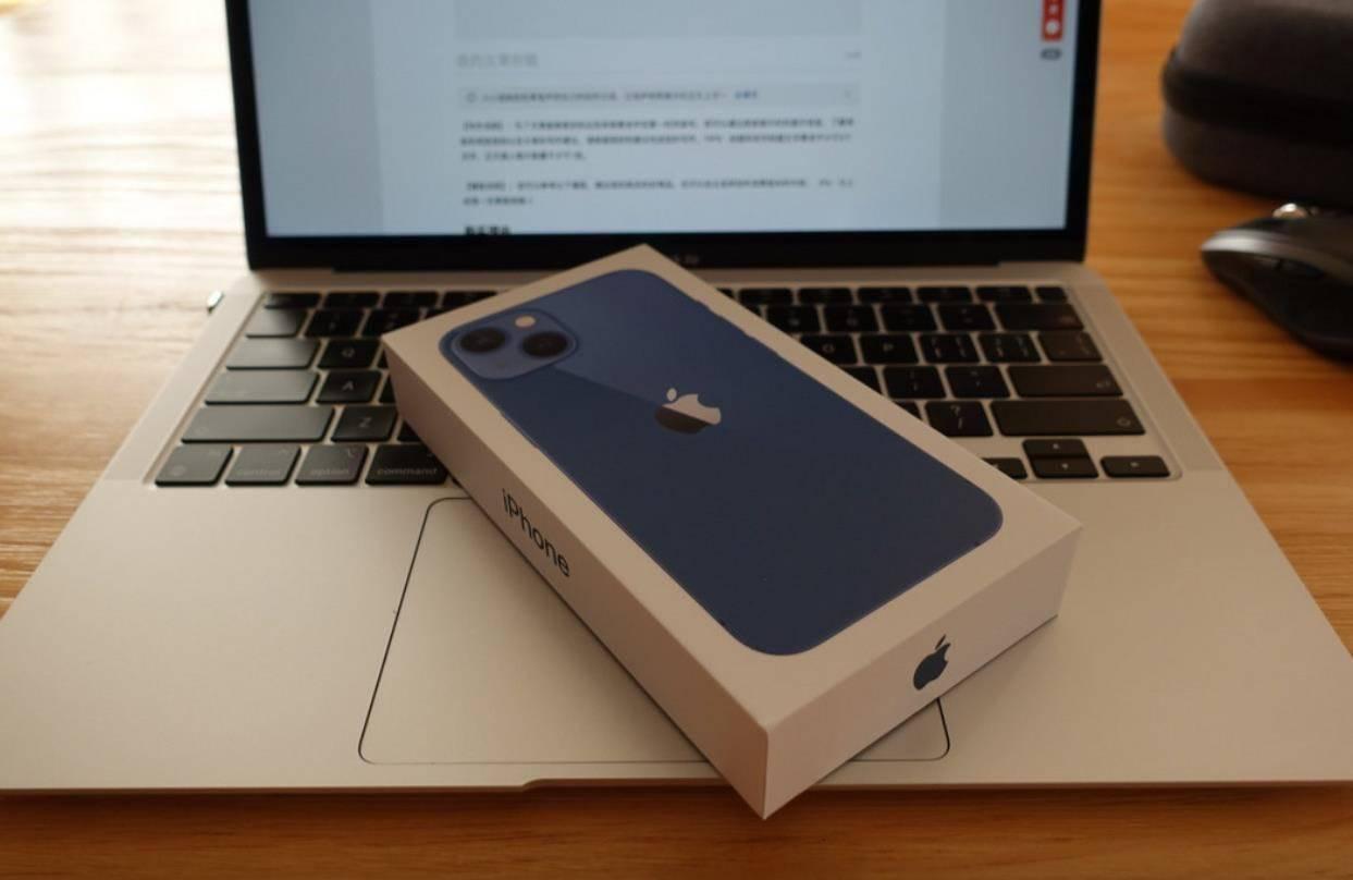 原創             iPhone13遲遲不發貨,買臺iPhone12也不