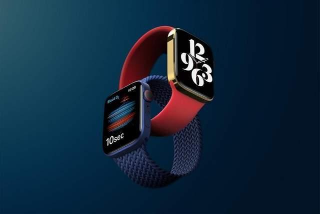 原創             第七代蘋果手表開售:最低2999元起
