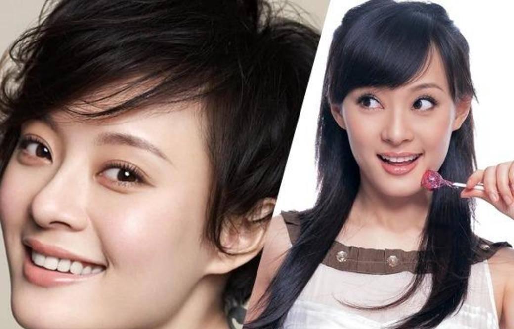 因为周扬青短发因失恋?不要被骗,为头发买天价险的女星不会轻易剪发2