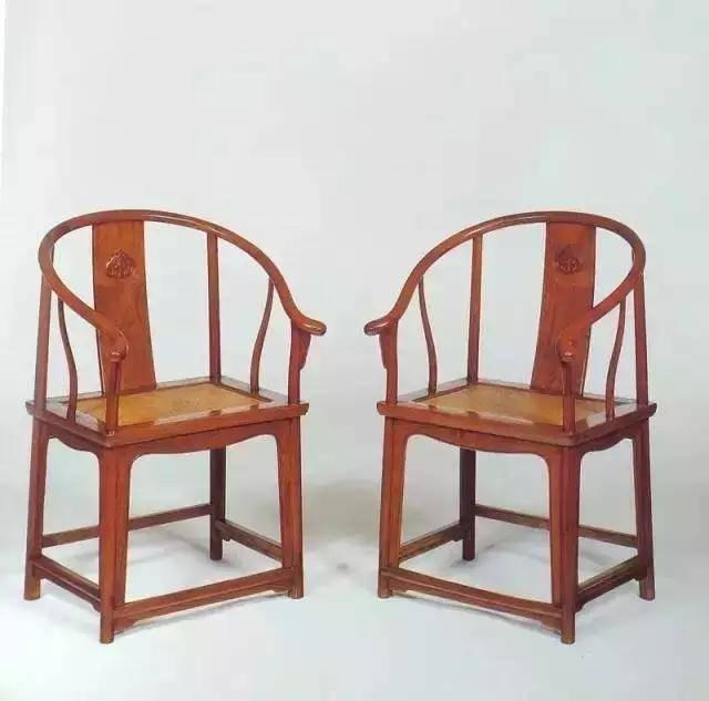 圈椅为什么有名?你知道吗?