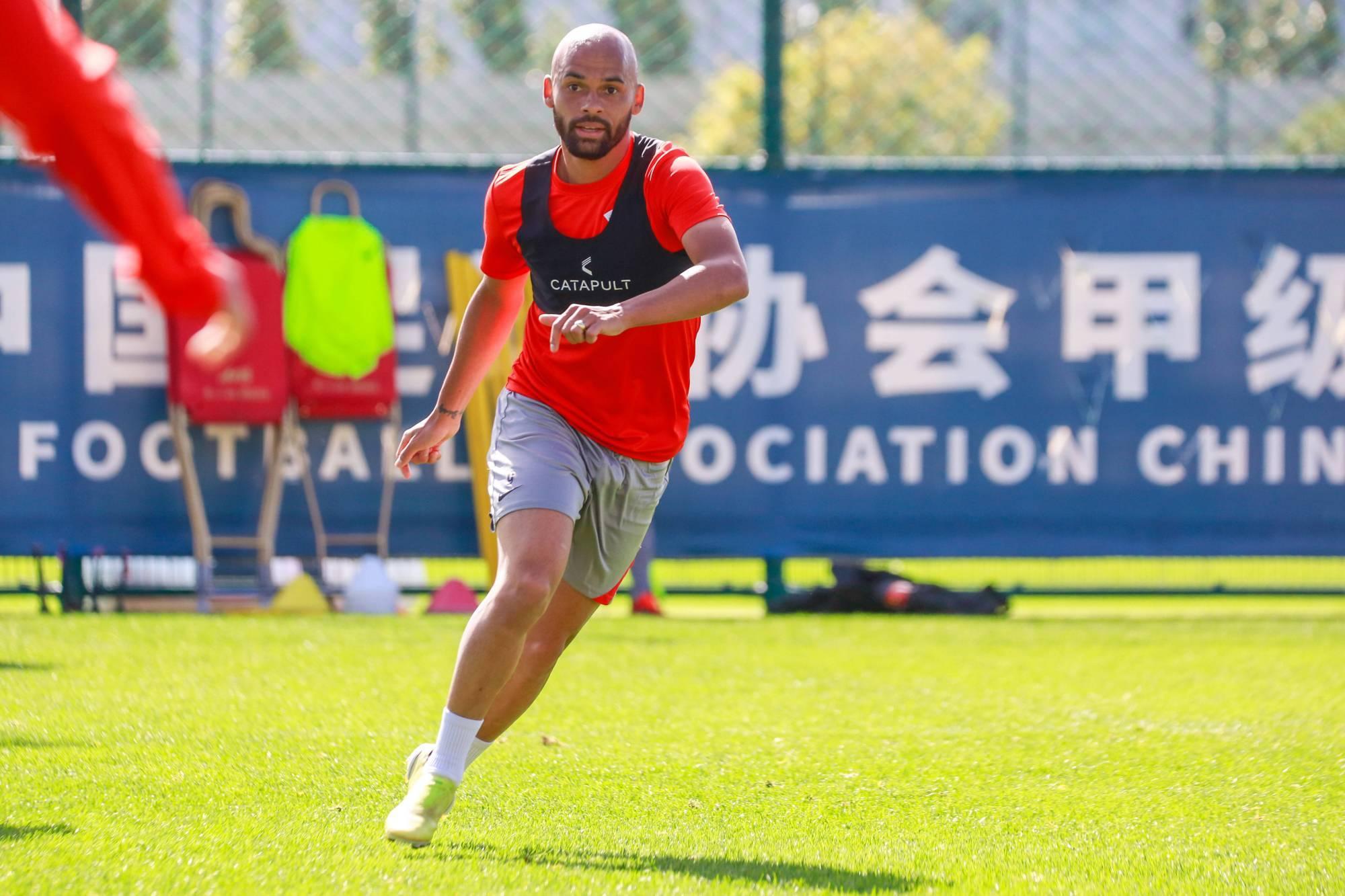 保利尼奥吊射破门,上海海港淘汰陕西长安竞技,足协杯晋级