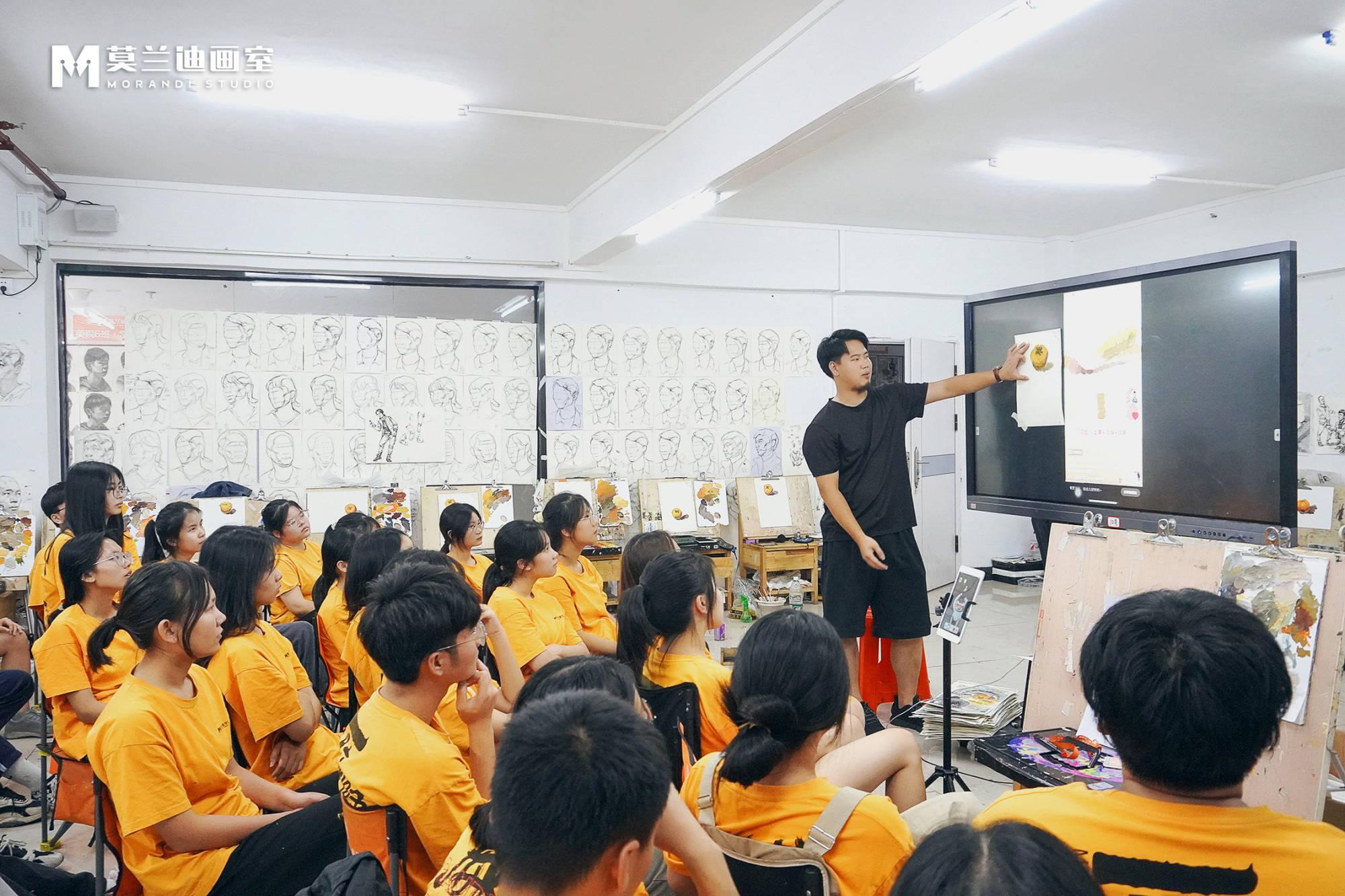 莫兰迪画室本期专题:2022届美术生文化课怎样才能逆袭?