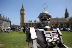 未來戰爭裡,AI才是最危險的武器?