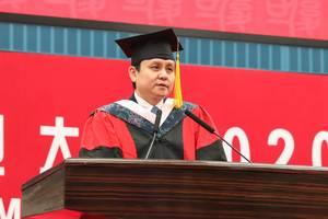 复旦大学:欢迎毕业生疫情后任何一年回校参加学位授予仪式