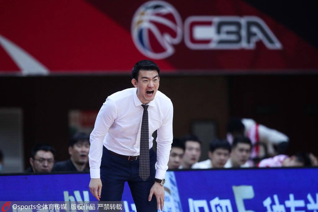 王博:辽宁有外援的补强 我们也有针对性的布置