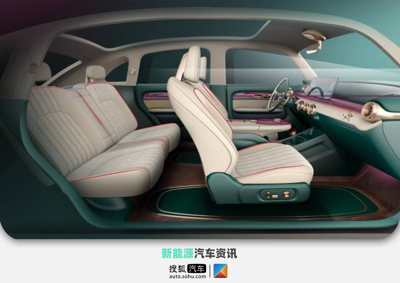 欧拉全新复古车官图曝光 将于上海车展正式亮相/公布最终命名